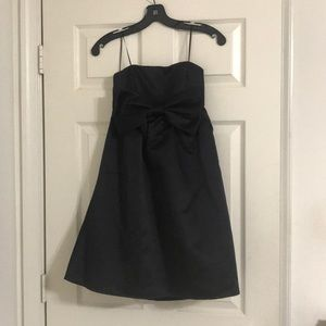 Black cocktail dress size 1